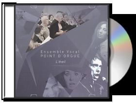 CD Jacques Brel Point d'Orgue