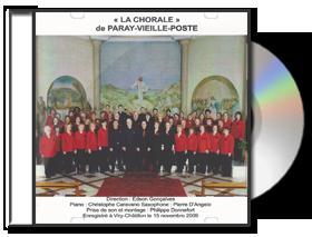 cd La chorale